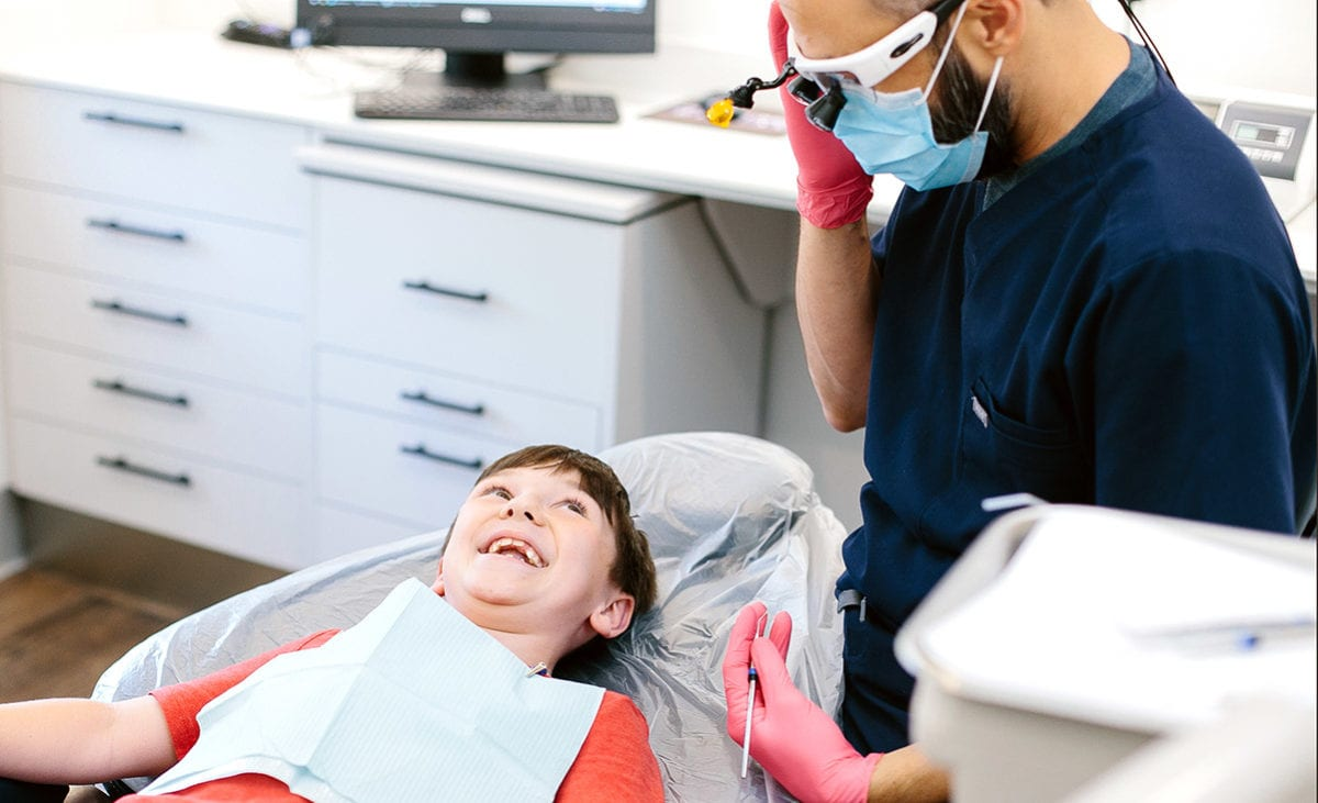 We serve dental patients of all ages